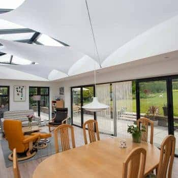 Orangeries Sail Blinds