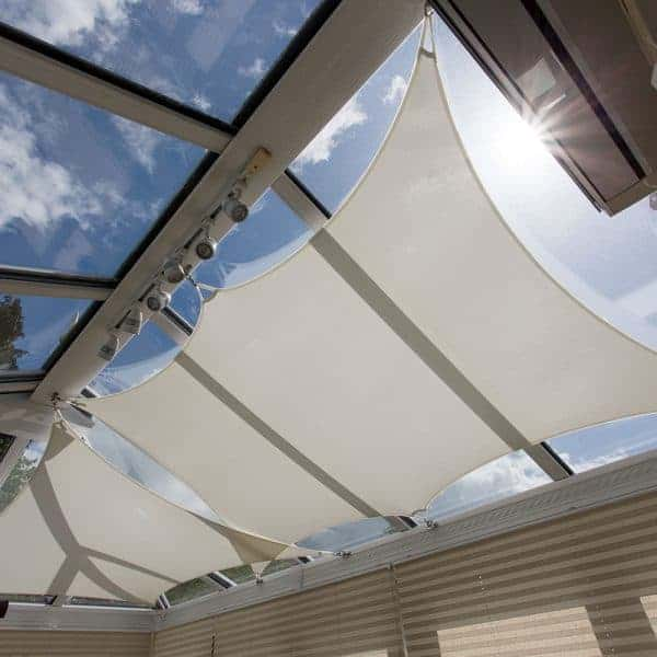 Sail Blinds For Conservatories